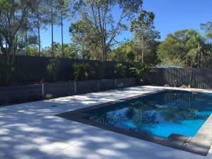 Pre-existing pool